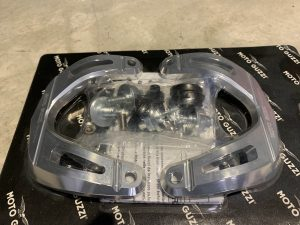 Original Moto Guzzi Cylinder Head Protection Kit