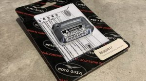 Original Moto Guzzi Front Brake Pump Cover