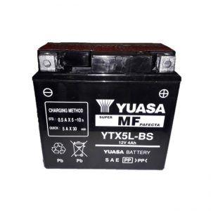 BATTERY YTX5L-BS-F/MAINT (V15/K125)