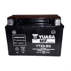 BATTERY YTX9-BS-FREE MAINT(NS/RS)