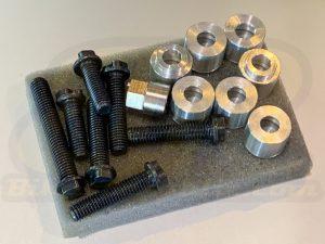 Brake Caliper Lock Bolt DLN13