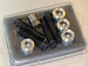 Brake Caliper Lock Bolt DLN21