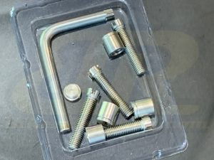 Brake Master Pump Lock Bolts MPC02