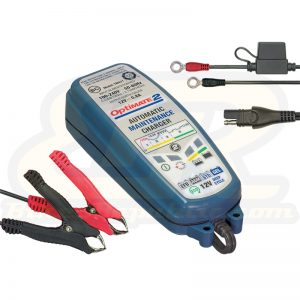 OptiMate 2 Smart Battery Charger and Maintainer