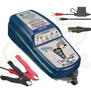 OptiMate 6 Ampmatic Smart Battery Charger and Maintainer