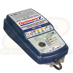 OptiMate 7 Select Smart Battery Charger and Maintainer
