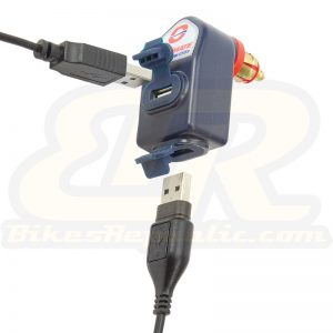 OptiMate O-105 3.3A Dual Output USB Charger