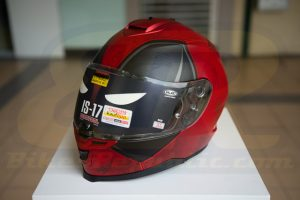HJC i70 Deadpool Full-face Helmet