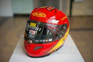 HJC RPHA 11 Lightning McQueen Full-face Helmet