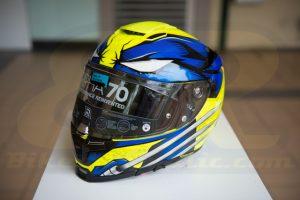 HJC RPHA 70 Wolverine Full-face Helmet