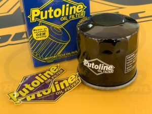PUTOLINE HF153 Synthetic Oil Filter for Ducati
