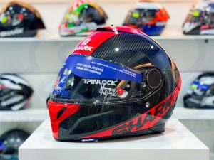 SHARK SPARTAN Carbon DRR Full-Face Helmet