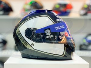 SHARK SPARTAN Carbon DWQ Full-Face Helmet