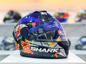 SHARK SPARTAN Carbon Lorenzo Catalunya GP Full-Face Helmet