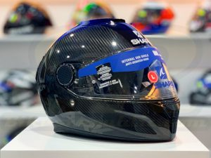 SHARK SPARTAN Carbon Skin Full-Face Helmet
